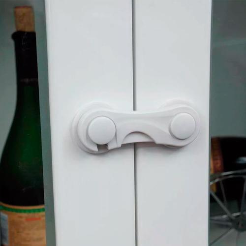 trava de segurança para portas com corrediça - multikids bab