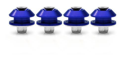 trava parachoque quick release azul