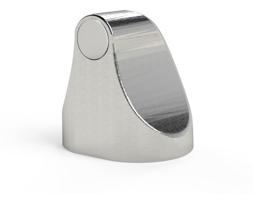 trava porta magnético universal adesivo comfortdoor cromado