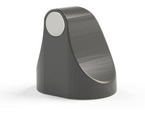 trava porta magnético universal proteção comfortdoor cinza