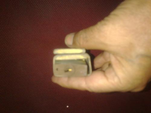 travas  proteção p/ cadeado lote c/ 20 peças ou por peça