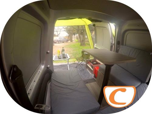 travel box- camper para kangoo, berlingo, partner, motorhome