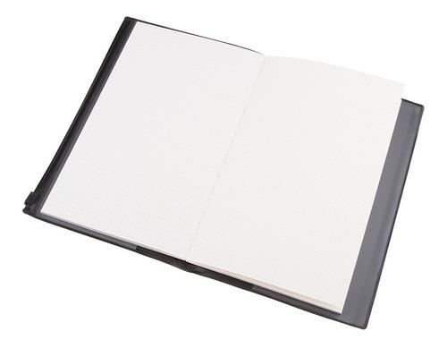 travel dairy writing notebook journal con cremallera para p