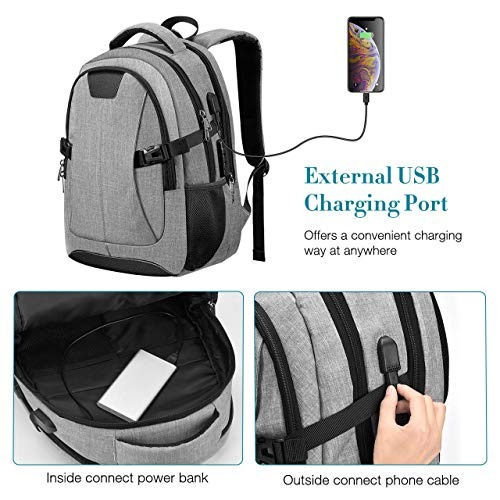 ae77a35ffb17 Travel Laptop Backpack, Pictek Anti-theft Business Water R