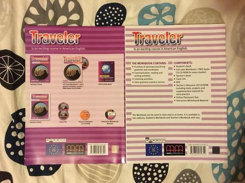 traveler (paquete de libros)