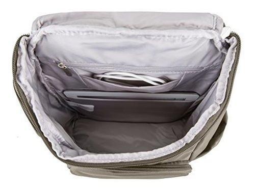 travelon antirrobo mochila clasica