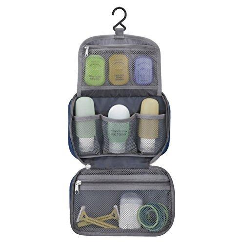 travelon kit compacto hanging toiletry, azul royal), 42981 3