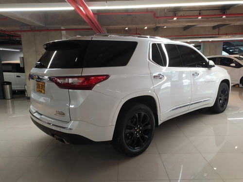 traverse high country awd a/t 3.6