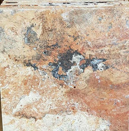 Travertino rojo marmol en mercado libre for Marmol travertino rojo