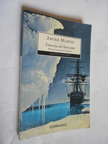 travesía del horizonte javier marías novela