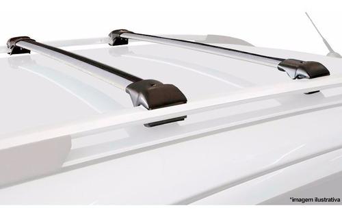 travessa de teto escort wagon 1991 até 1999 - cor prata