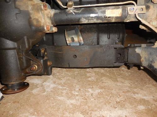 travessa eixo diferencial dianteiro l200 triton 3.2 2010