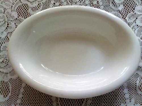 travessa em porcelana vitrificada da steatita