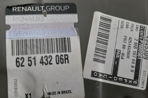 travessa inferior radiador duster 2012 a 2020 - 625143206r