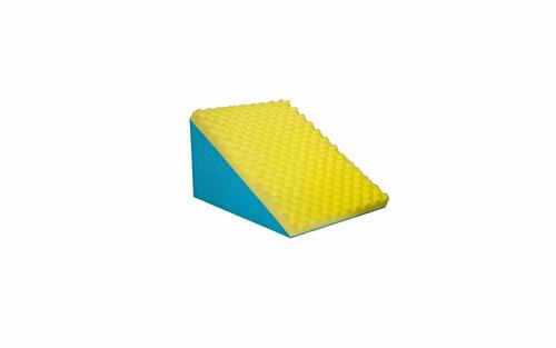 travesseiro amamentação encosto triangular c/ capa lavavel