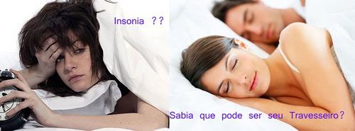 travesseiro anti ronco e apnéia do sono - laminado kenko