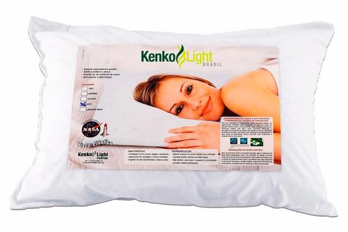 travesseiro anti ronco e apneia do sono - visco mais macio
