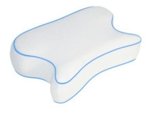 travesseiro compact para quem faz uso de  cpap ou bipap