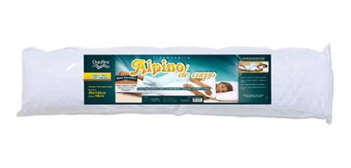 travesseiro duoflex corpo inteiro alpino al1001 142x35