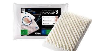 travesseiro fibrasca nasa double comfort 3 50x70 - branco -