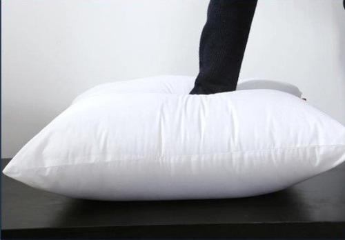 travesseiro hotel fibra especial não deforma pacote 20 unid