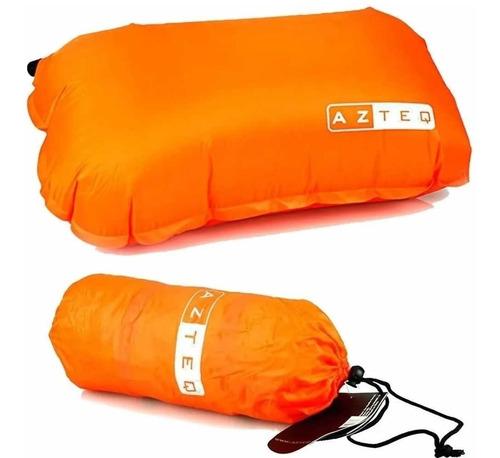 travesseiro inflável azteq looper controle densidade nautika