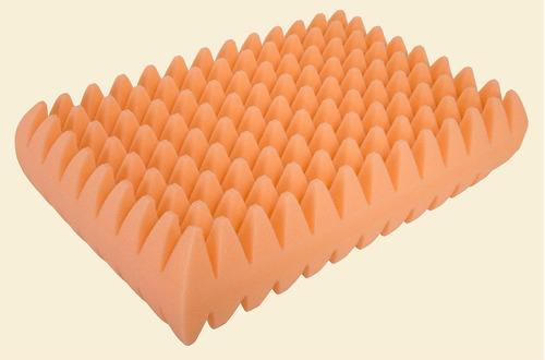 travesseiro no allergy ortopédico branco fibrasca