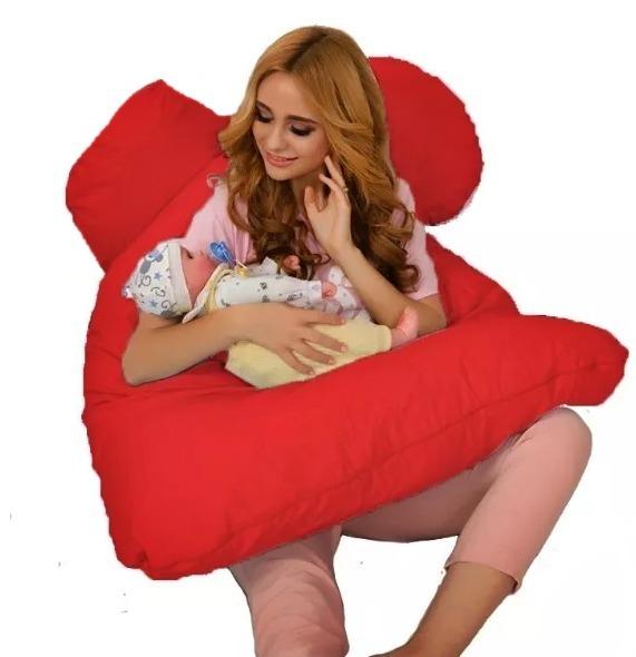 ed64b77abaa17a Travesseiro Postura Gigante Almofada Descansar Cama