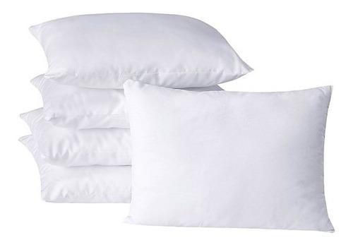 travesseiro silicone indeformável 50x70 - malha super macio