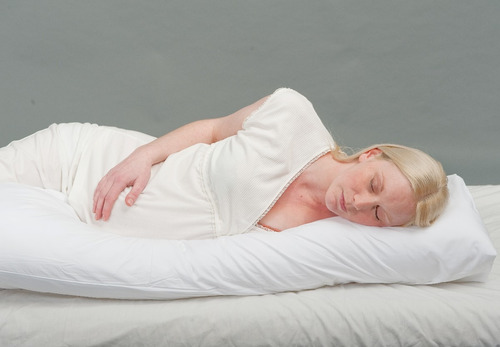 travesseiro super king gigante 1,90x0,50 forro 100% algodão