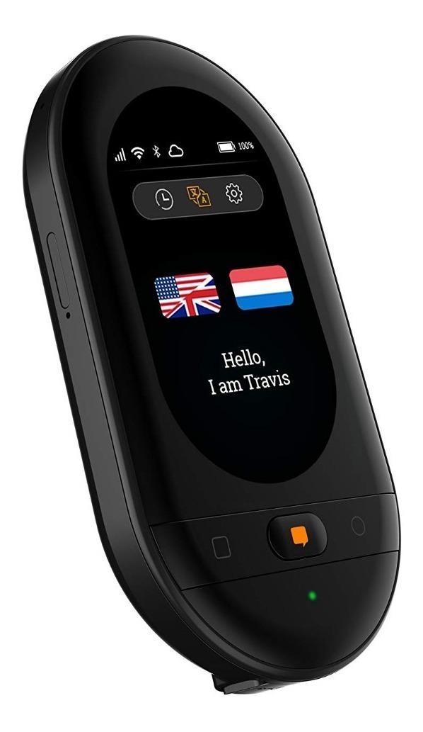 Travis Touch Smart Pocket Translator Tarjeta Sim De Datos