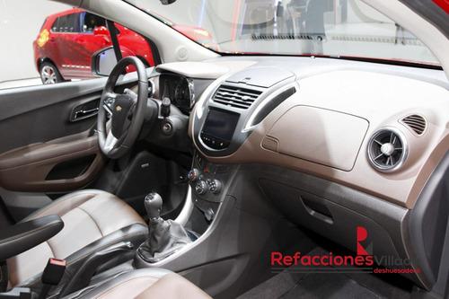 trax 2012 chevrolet refacciones piezas partes desarmo trax