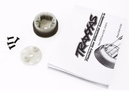 trax 2381x engrenagem diferencial bandit, stampede, rustler