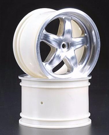 trax 4972x roda cromada p/ monster  tmax 3.2 de 17mm