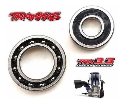 trax 5223 - rolamento diant/tras motor tmaxx 3.3 traxxas