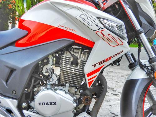 traxx tss 250 .