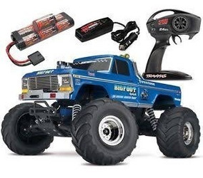 10 Nueva Truck Rtr Monster Bigfoot 1 Traxxas QxdCoerBW