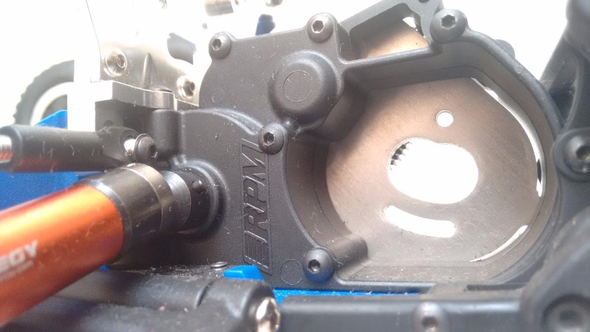 Traxxas Slash 4x2 2wd - Chassi Lcg + Upgrades Rpm Integy Aço