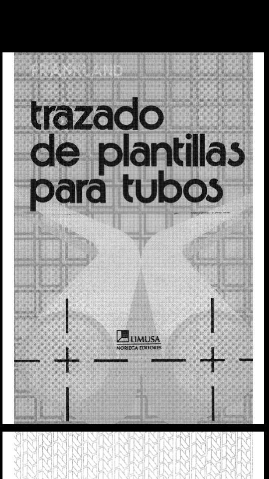 Trazado De Plantillas Para Tubos.. Pdf - $ 55.00 en Mercado Libre