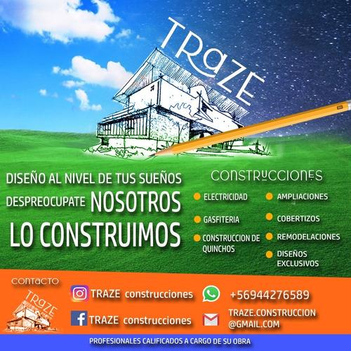 traze construcciones