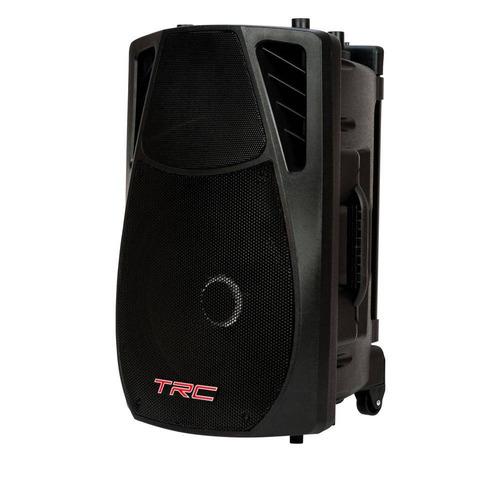 trc caixa amplificada c/ bluetooth trc 359