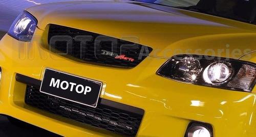 trd sport toyota emblema logo metal con perno auto camioneta