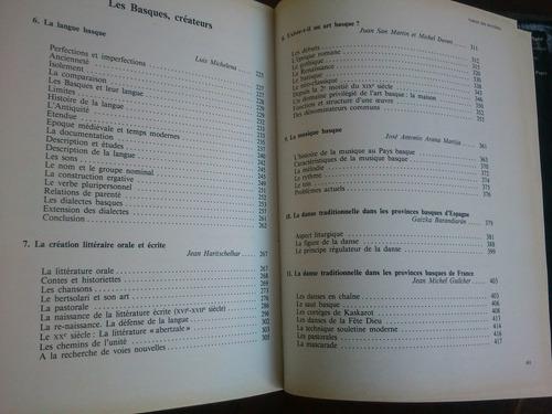être basque - haritschelhar (ser vasco - en francés)