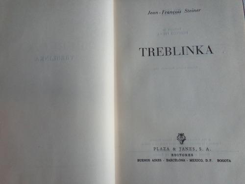 treblinka - jean - francois steiner