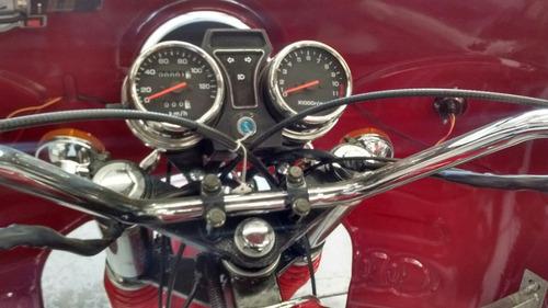 treck motors motocarro
