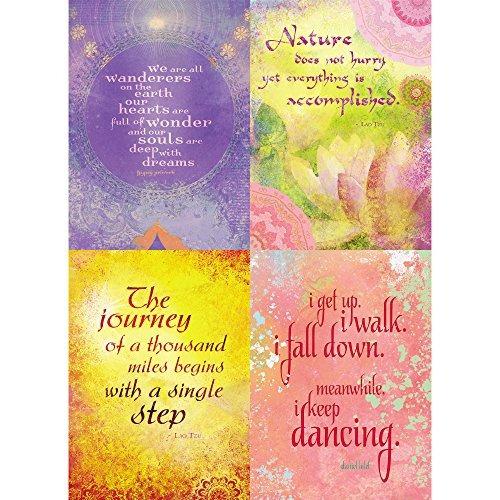 Tree Free Greetings Tarjeta De Maravillas Aliento Surtido