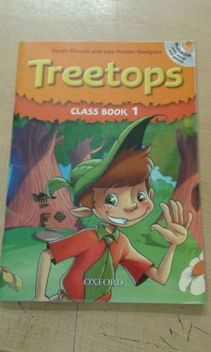 treetops 1 - class book ( con cd multirom ) - oxford