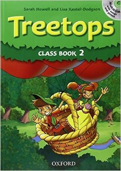 treetops class book 2