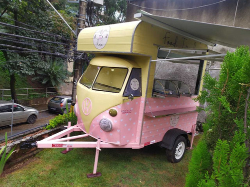 treilher kombi food truck kombinha vovozinha