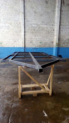 treilher para lanches caldo de cana espetinhos grades portõe
